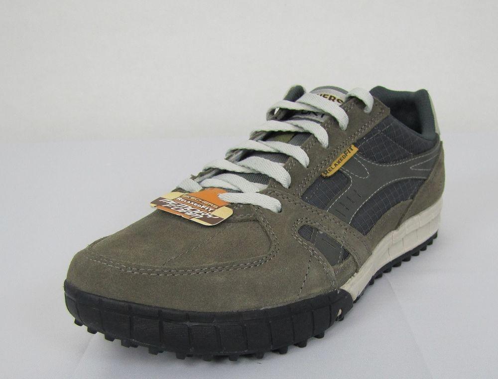 Skechers Shoes Floater Relaxed Fit Memory Foam Men's Shoes