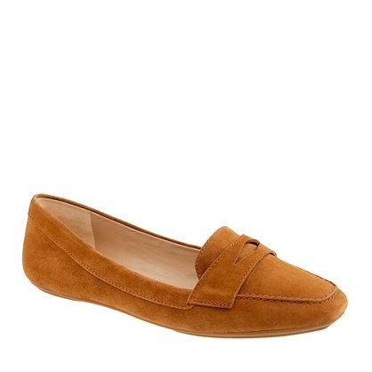 Lexington Suede Penny Loafers Style Shoes Pinterest