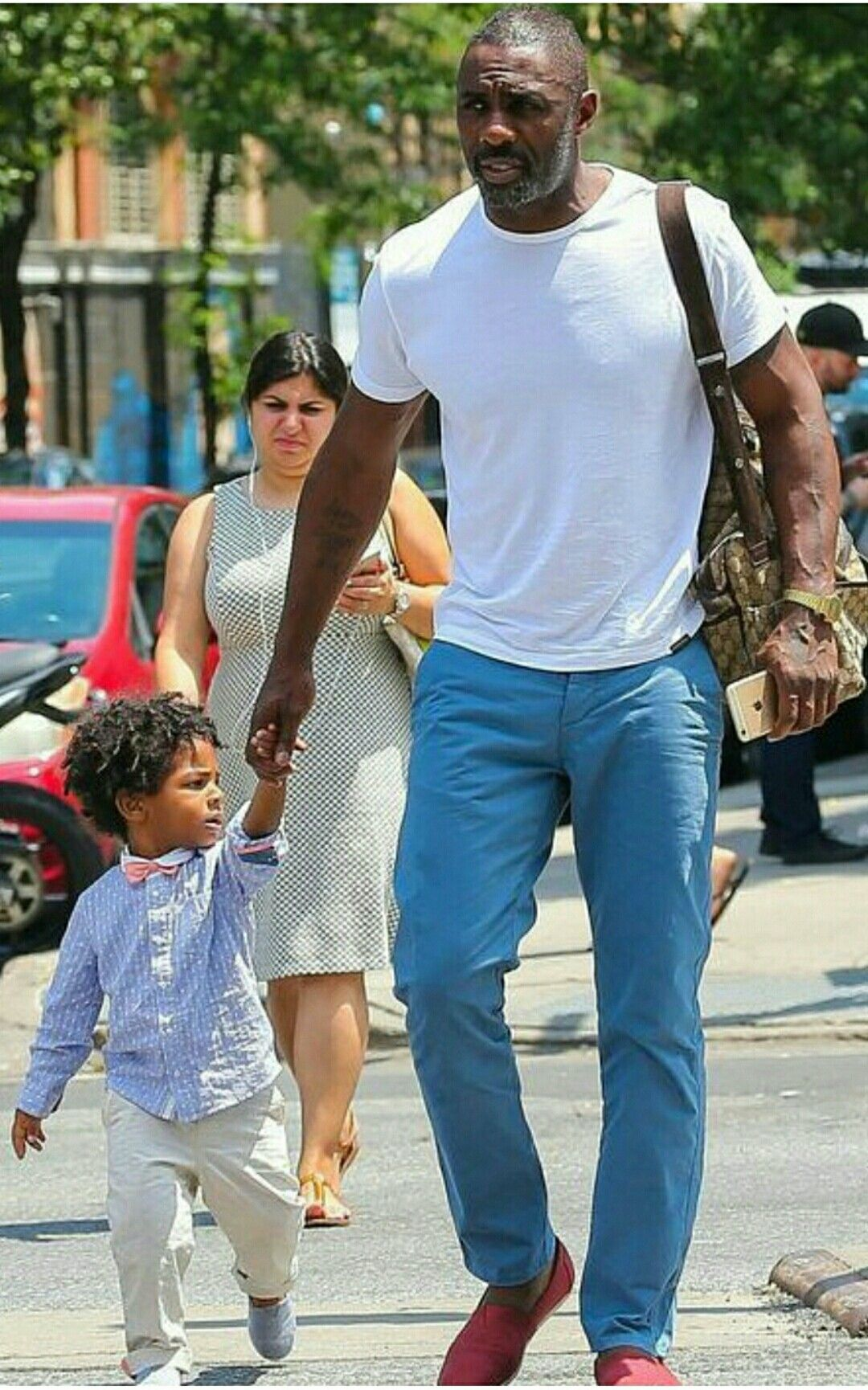 Idris Elba And His Son | Beautiful Family... | Pinterest | Idris ...