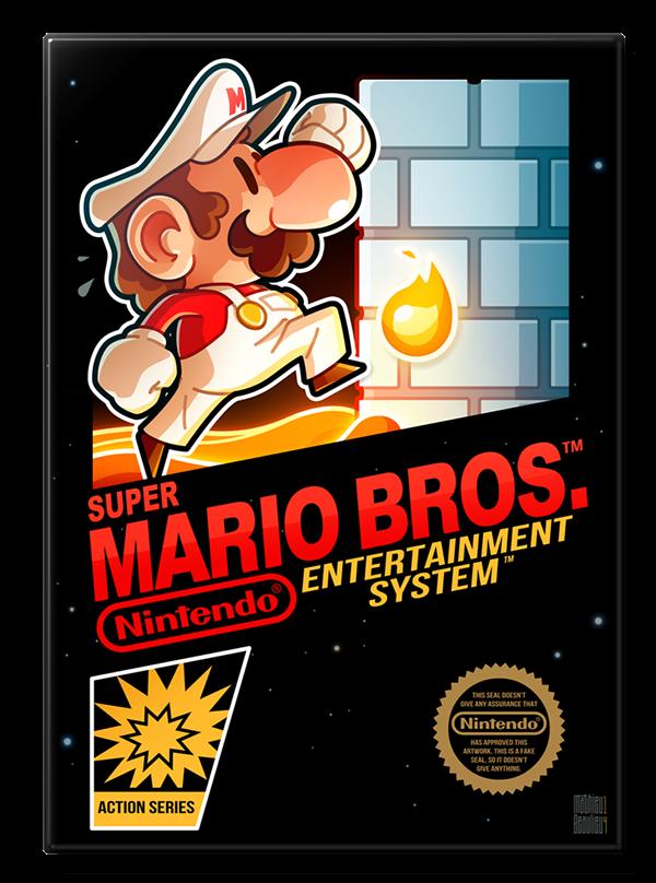 Super Mario Bros 1 2 3 On Pantone Canvas Gallery Videojuegos Clasicos Imagenes De Videojuegos Imagenes De Video Juegos