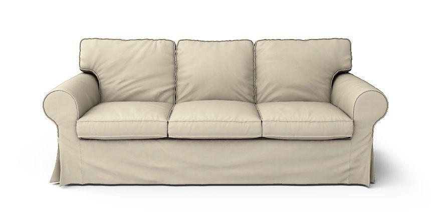 Ektorp 3er Sofabezug Schone Massgeschneiderte Bezuge Comfort