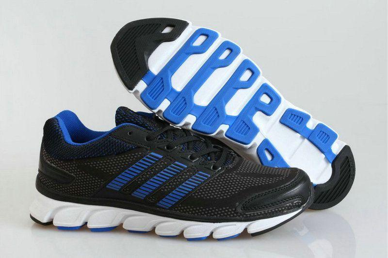 best loved 78773 7aaab ... shop women adidas springblade adiprene simplified 3 shoes black white  blue e6368 a42eb