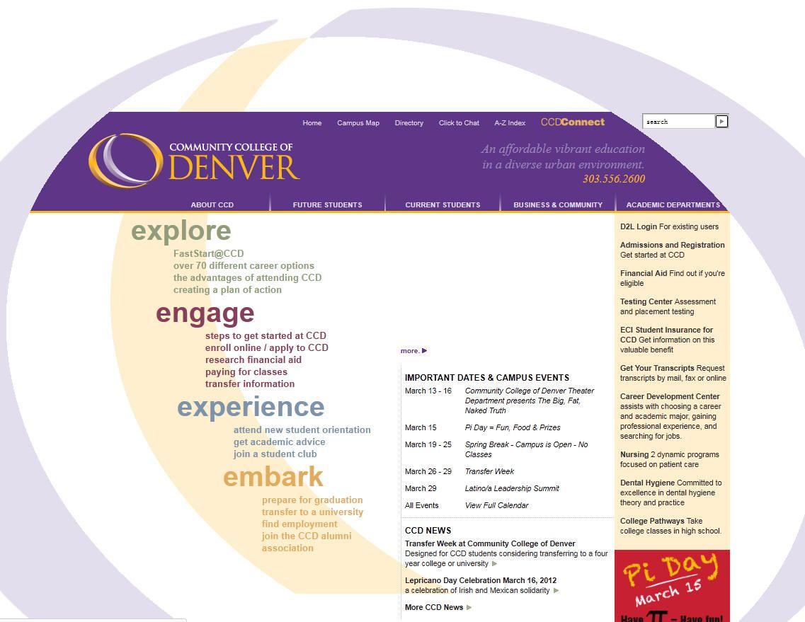 Community college of denver online education best