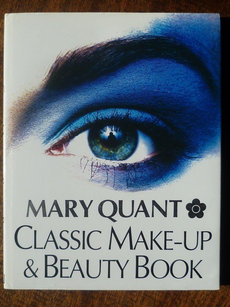 MARY QUANT CLASSIC MAKEUP & BEAUTY BOOK 1996 Hardback