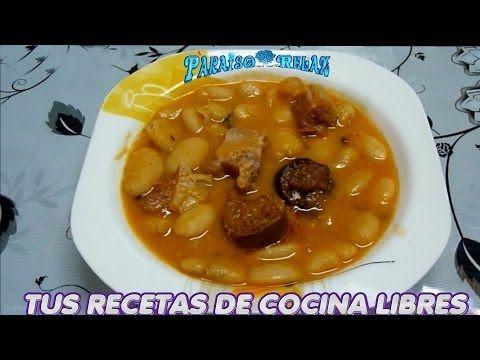 Recetas De Cocina Asturiana Faciles | Fabada Asturiana Casera Recetas De Cocina Faciles Y Economicas De