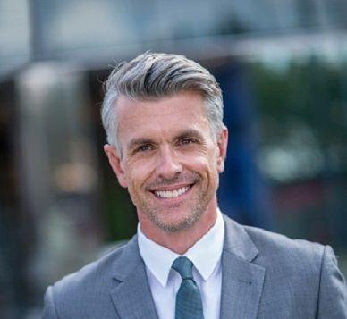 Ongekend Wat vinden jullie van mannen met grijze haren? Bekijk de leukste KB-37