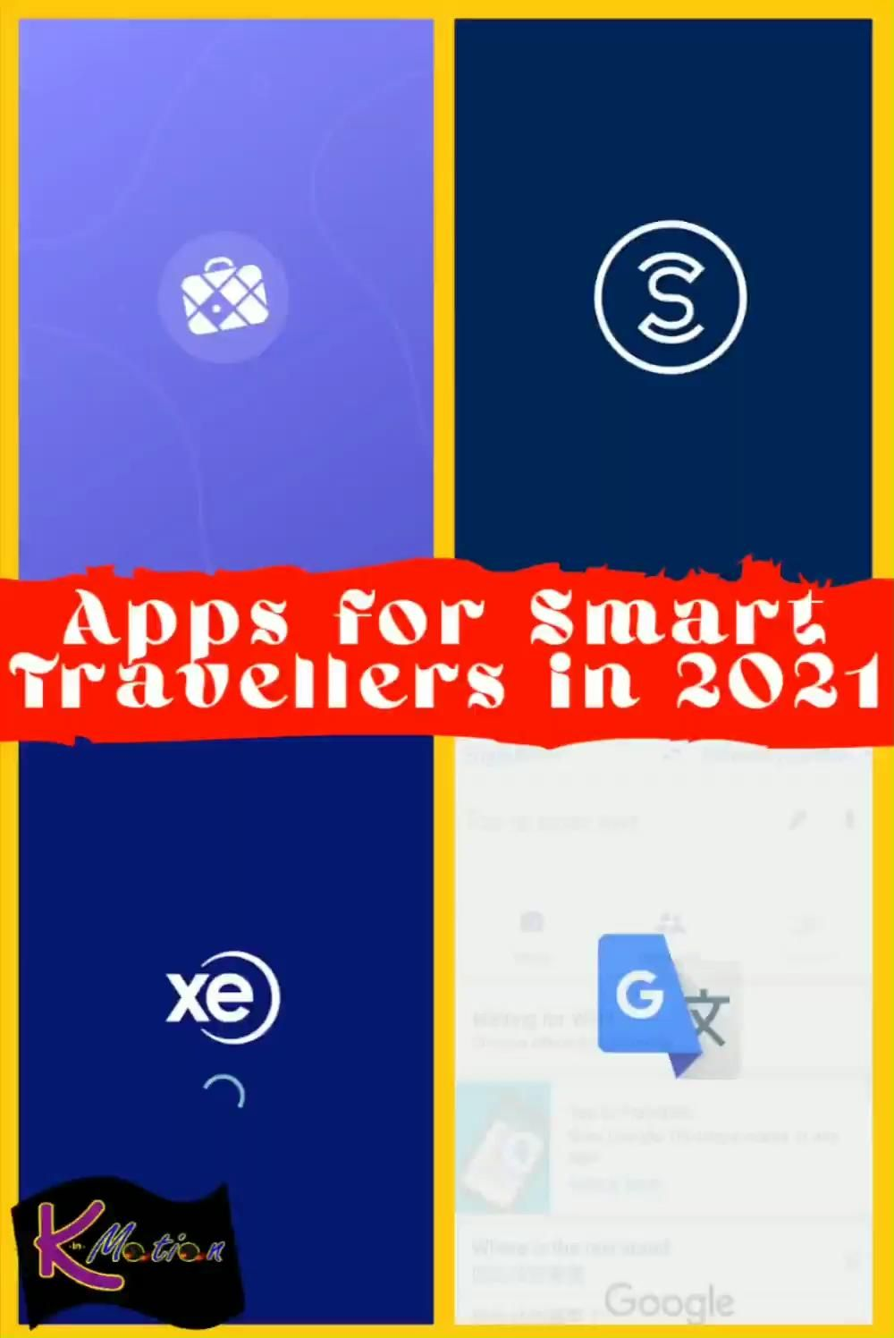 5 Essential Travel Apps For Smart Travellers
