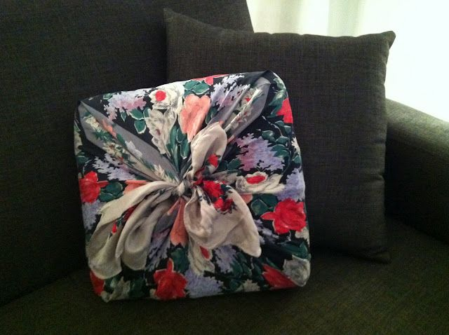Clever....use a scarf as a cushion cover, no sewing involved....<3 Interesting idea and with the right patterns, could look stunning!
