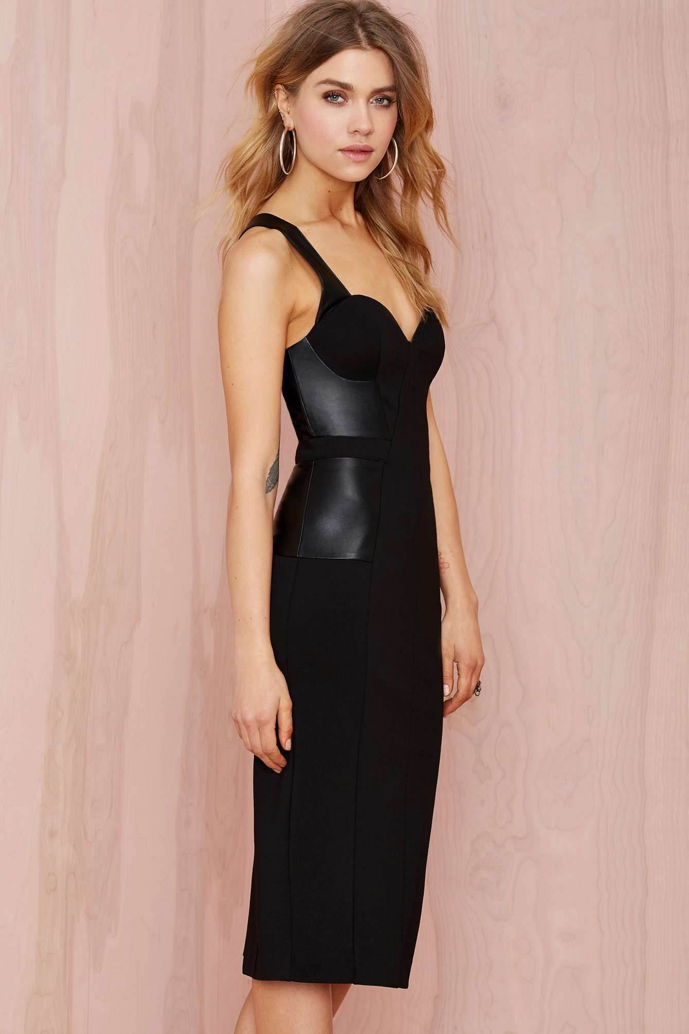 Nasty Gal All Business Bustier Dress | Shop Clothes at Nasty Gal ...