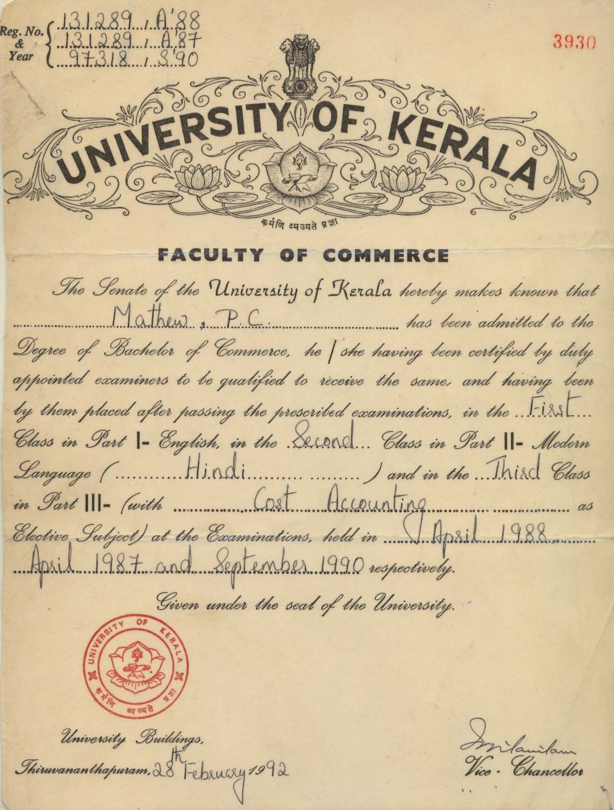 Degree certificate google search certificates pinterest degree certificate google search yadclub Image collections