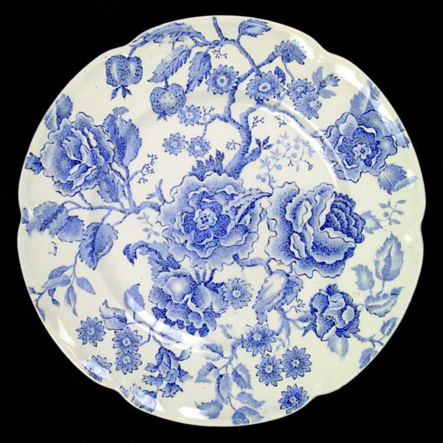 johnson brothers english dinner plate