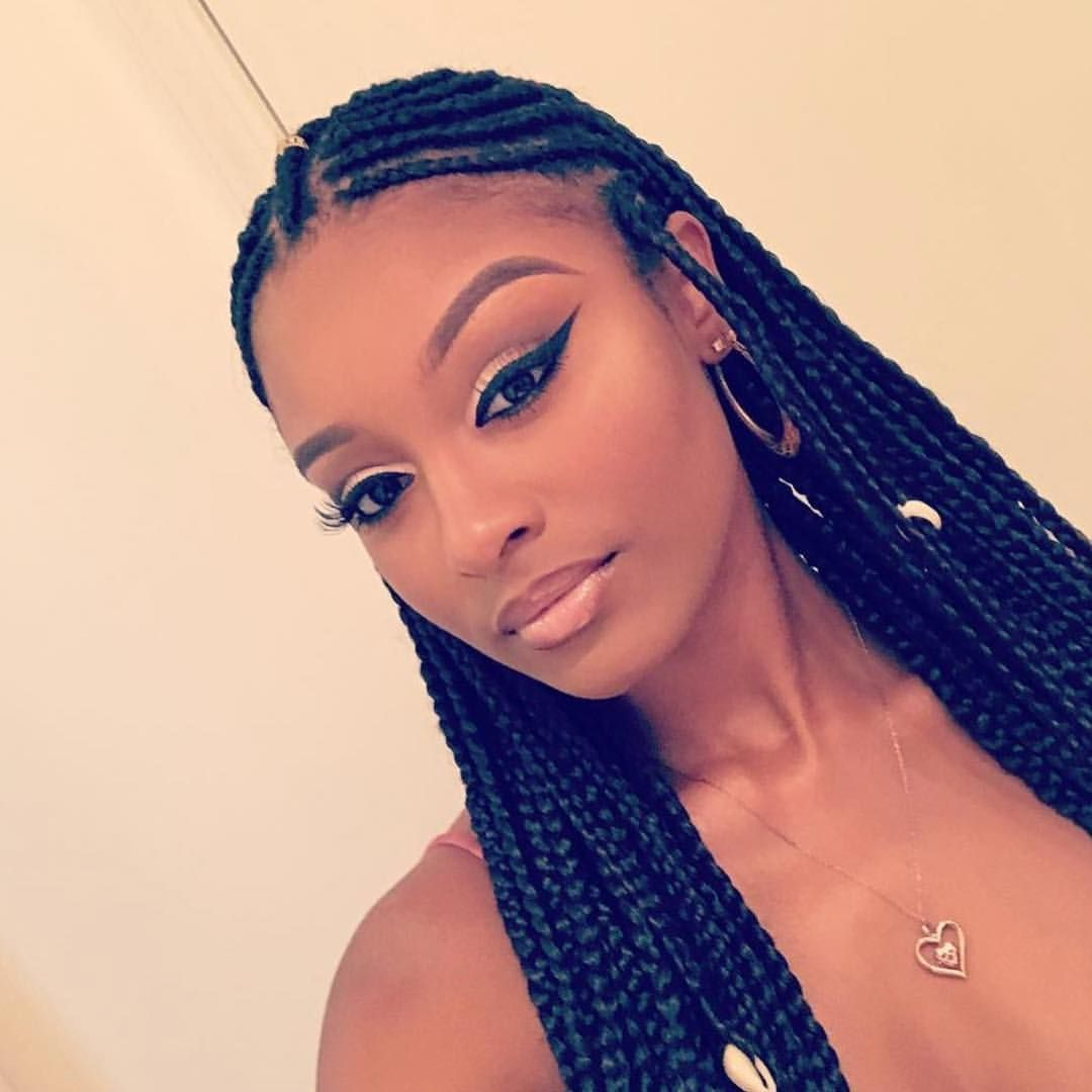 Pinterestimanityee hair Pinterest Makeup Black girls and