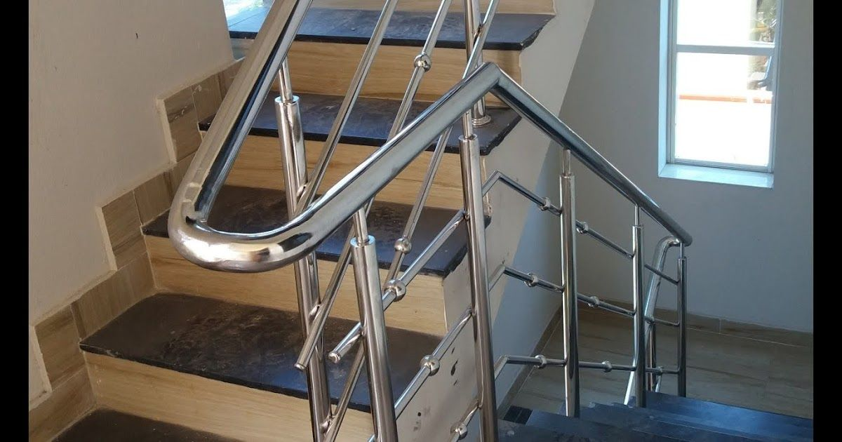 Best Of Stainless Steel Railing Designs Stairs In 2020 Steel Railing Design Railing Design Steel Railing