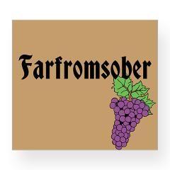 Farfromsober Wine Label > A Literate Phoenix