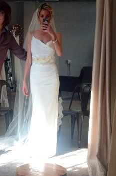 Nicole Miller Tara Wedding Dress 900