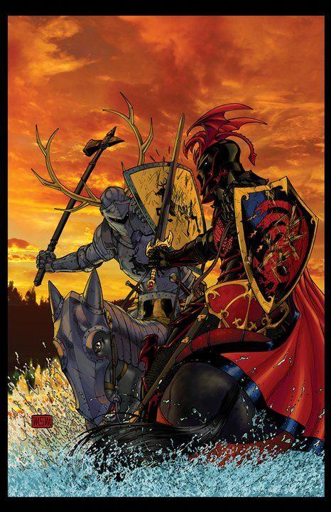 robert baratheon vs rhaegar targaryen the battle of the trident by