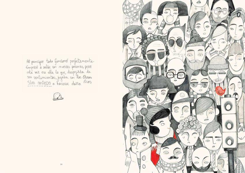 Corazón Robot, editado por Stendhal Books. Un libro escrito por Iñaki Oliver e ilustrado por Amaia Arrazola.