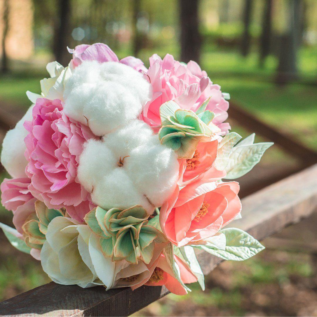 Букеты из голубеньких цветочков #4