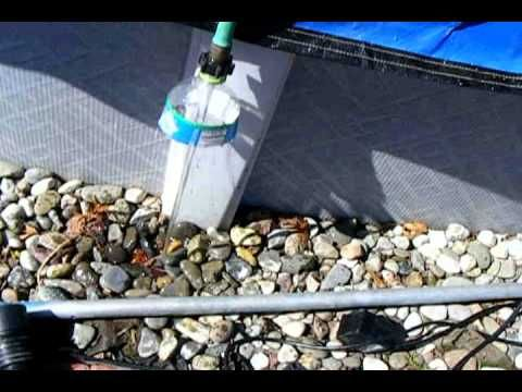 How to pump water from pool cover | Products I Love | Pool ...