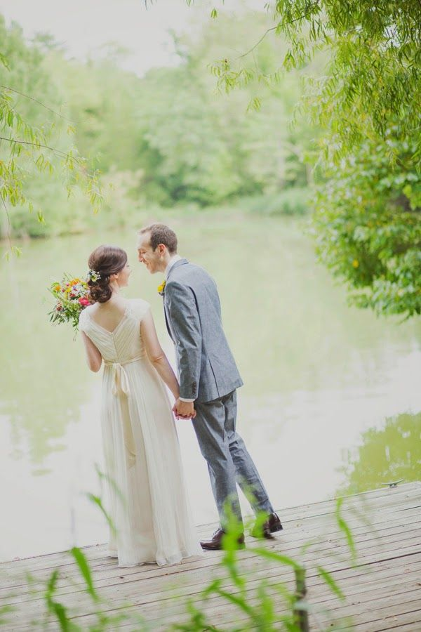 Katy + Nate Danker wedding at Cedarwood. Nashville Tn. This picture definitely says LOVE . They are such a sweet couple. Photo By Krista Lee.