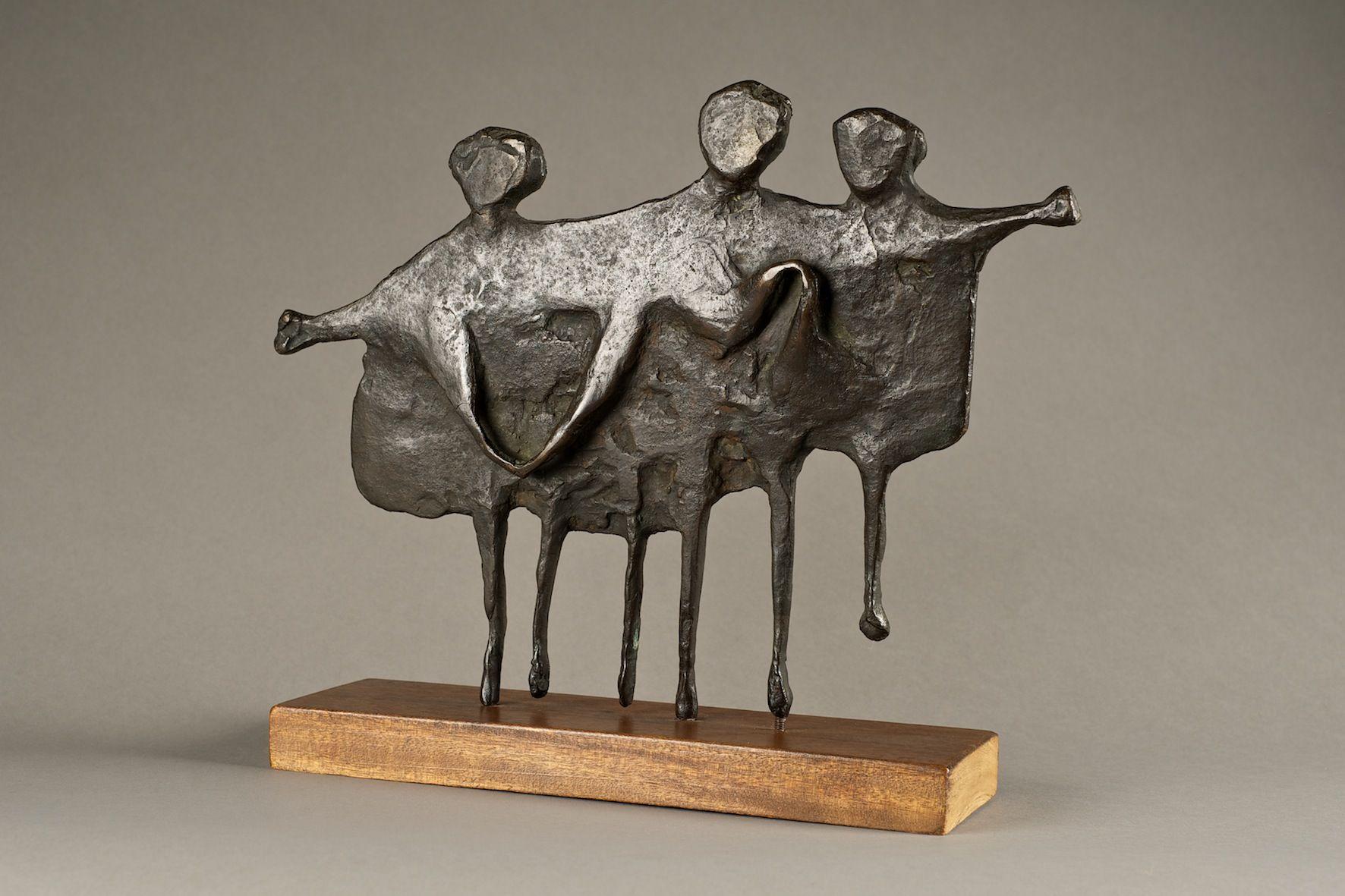 Kenneth Armitage - Children Playing - 1953