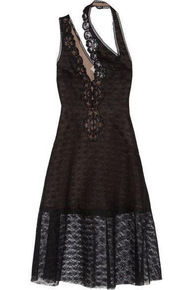 Stella Mccartney Caroline Cutout Lace Dress 3955 Frivolous