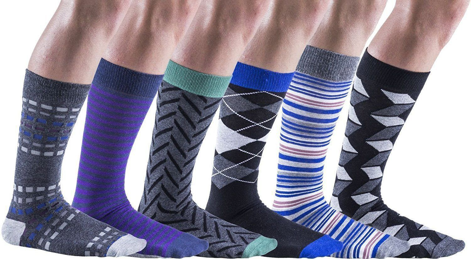 Purple dress socks  MENS COTTON DRESS SOCKS Cool socks are hard to come by these
