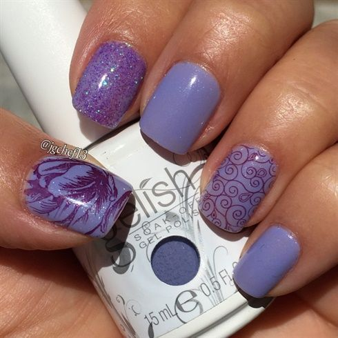 Maybe you would like to learn more about one of these? uñas gelish que son y como aplicarlas Tutorial 2018 | Gel ...