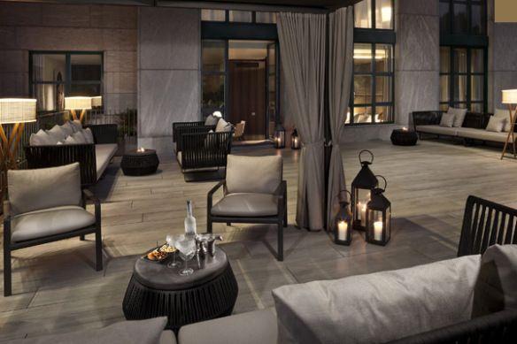 Kettal Muebles De Exterior Para El Hotel Me Milan Il Duca - Kettal-muebles