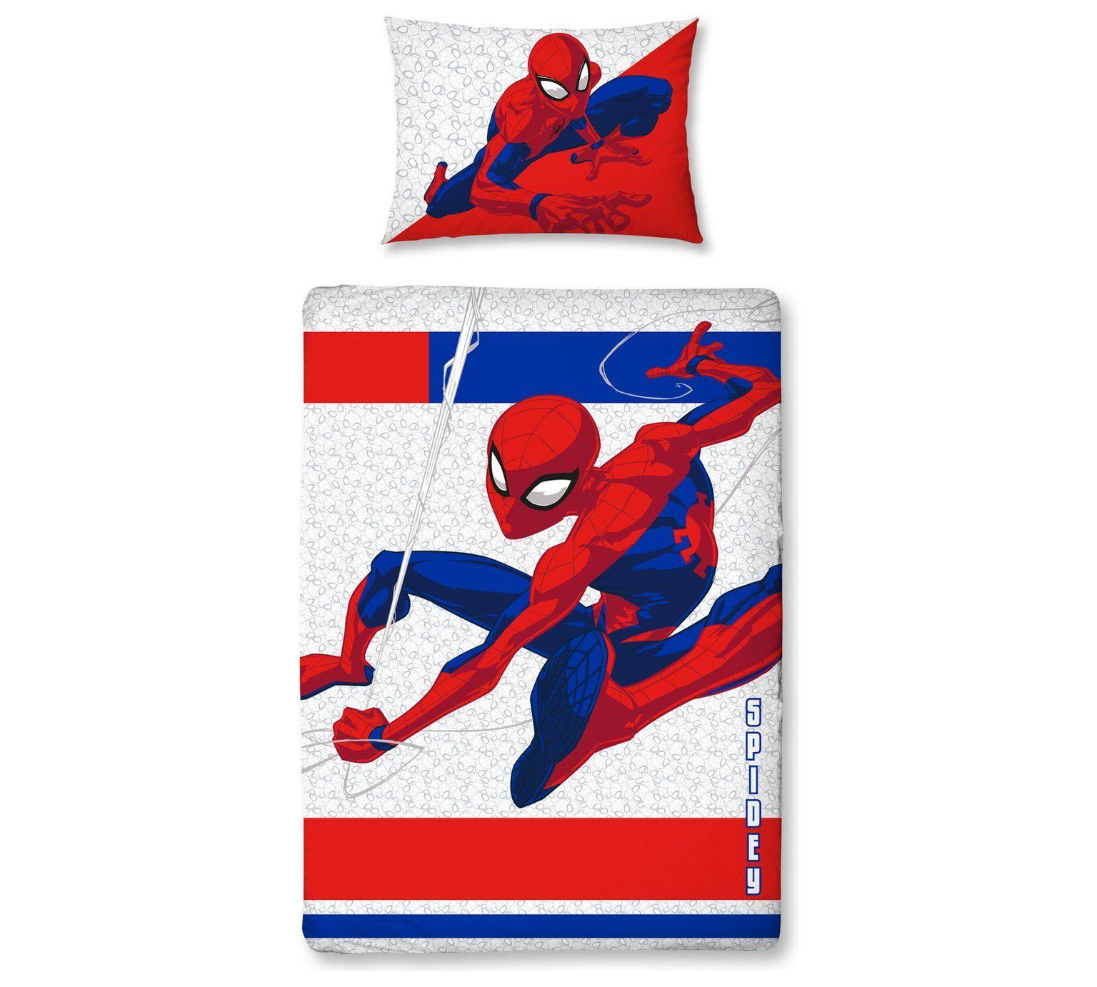 Buy Spider Man Bedding Set Toddler Bed Kids Bedding Sets