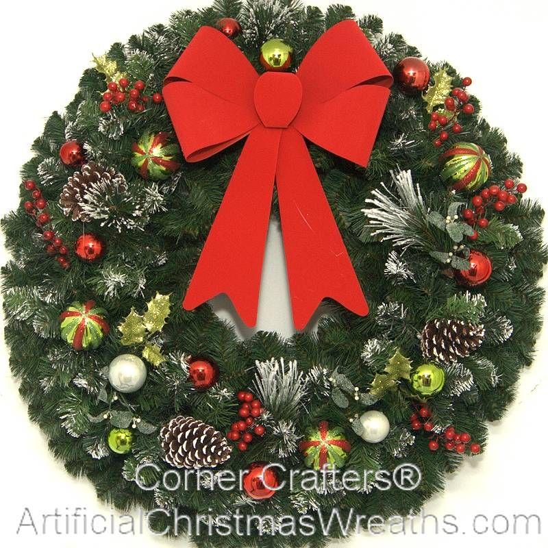36 inch Christmas Magic Wreath Wreaths