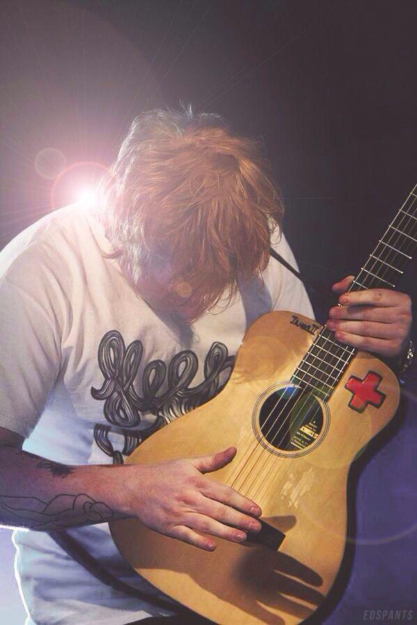 This is beautiful ~ Ed Sheeran