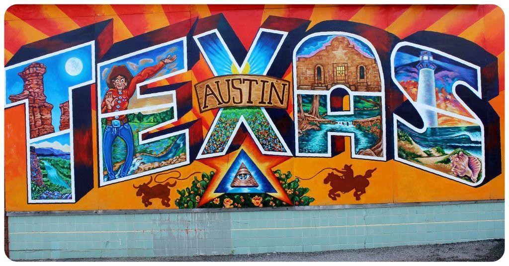 Top 10 Event Spaces For Rent In Austin Street Art Best Street Art Art