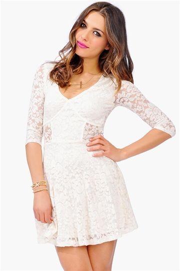 All Lace Everything Dress - Beige | Fashion, Beautiful ...
