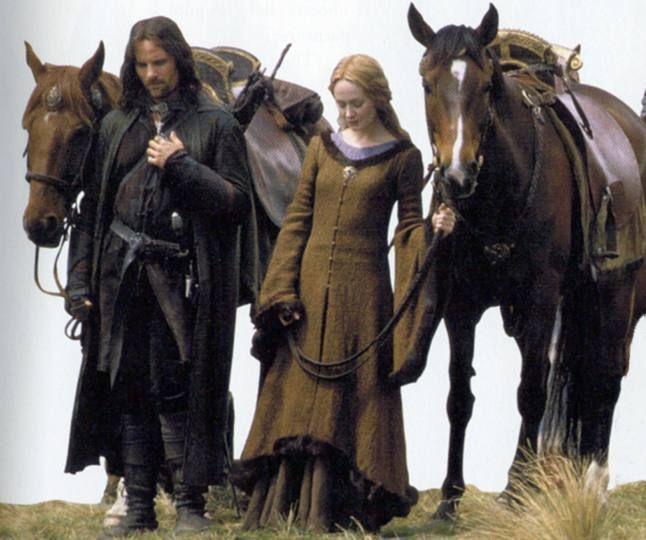 Aragorn & Eowyn
