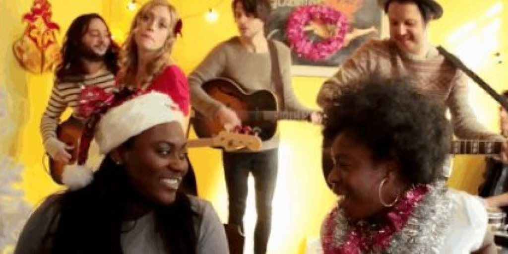 Orange Is The New Black's Crazy Eyes & Taystee Make a Super Fun Christmas Music Video! Watch HERE!!
