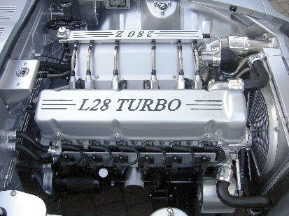 Last additions - 1976 280Z Turbo Engine 3 - Motorsport Auto Z Gallery!