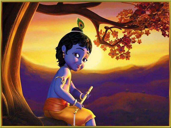 Pin By Kadumahendra On Art 3literature 3movies Little Krishna Lord Krishna Images Cute Krishna