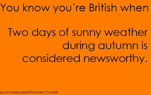 Great Britain Photo: You know your british when ...