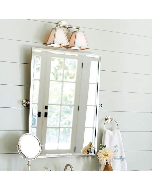 Pivot Mirrors For Bathroom. Amelie Rectangular Pivot Mirror Ballard Designs