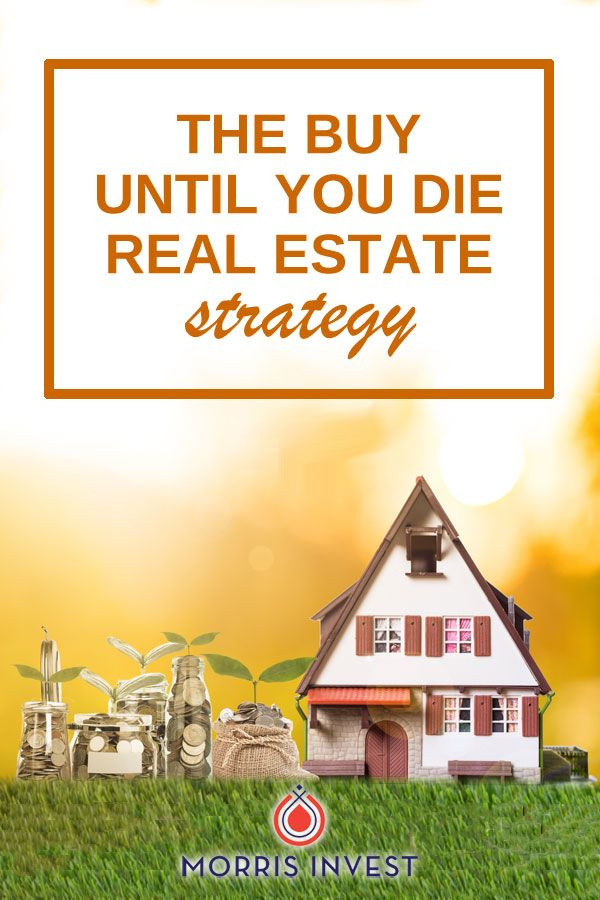 property investment beginning of the end
