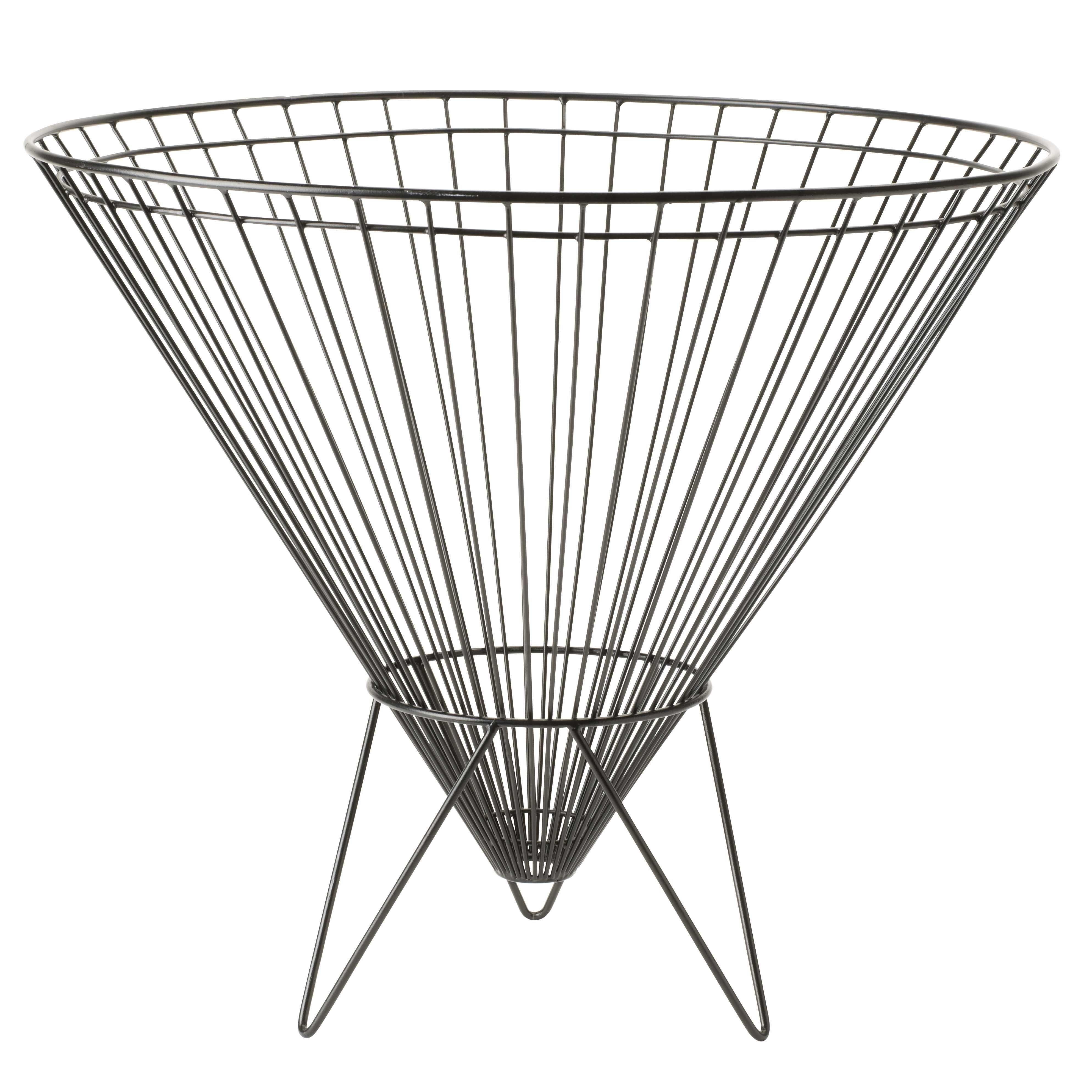 S Log Basket
