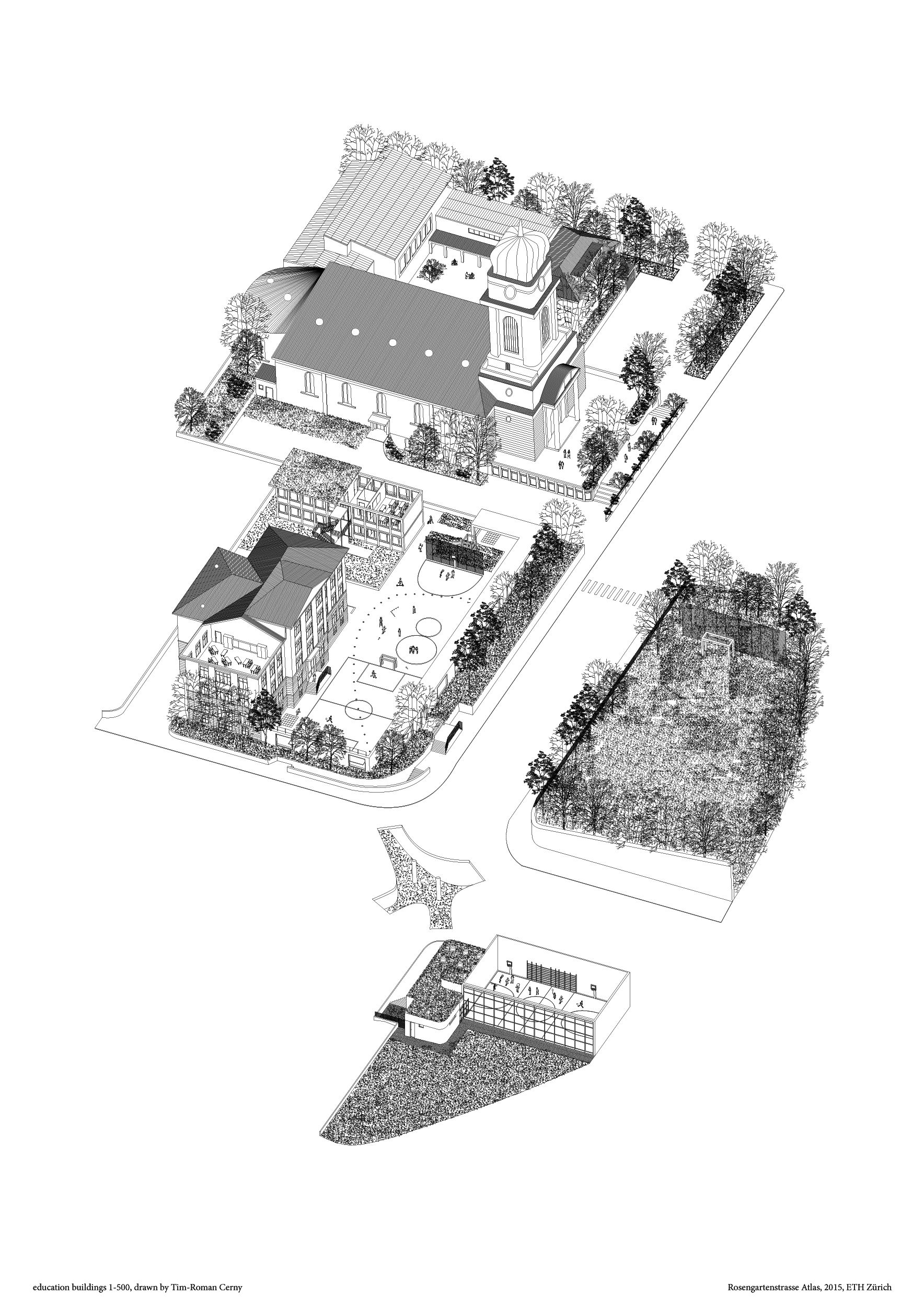Discover Ideas About Axonometric View