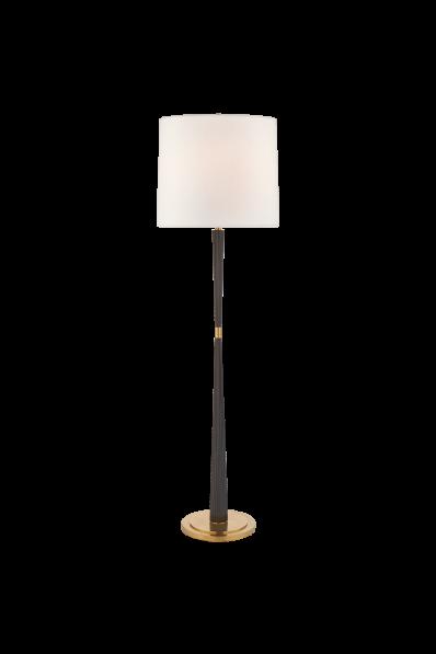refined rib large floor lamp large