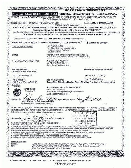 Iboe international bill of exchange sample behnam iboe international bill of exchange sample behnam altavistaventures Image collections
