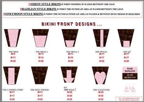 Best Ideas Bikini Wax Shapes Latest Fashion Bikini Wax Shapes Bikini Wax Bikini Wax Styles