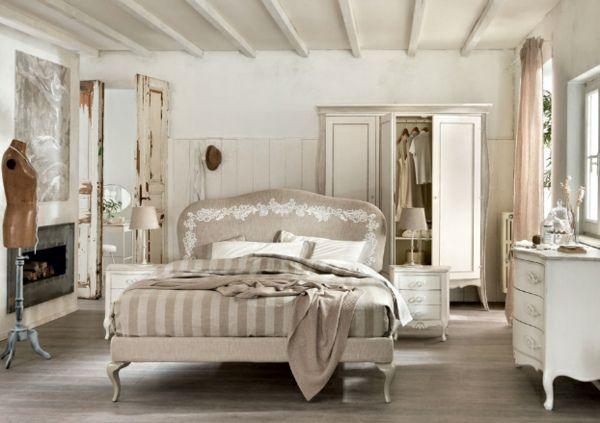 90 idées de décoration avec des meubles shabby chic   Déco vintage ...
