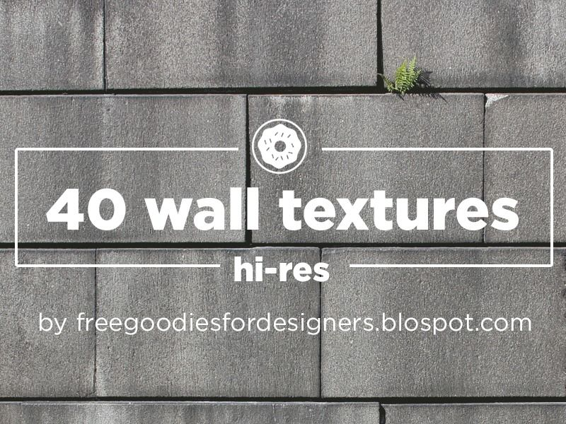 This collection i´ve been doing about a week, take some pictures around and finding great textures, you will find in this collection with 40 jpgs in hi-res very sharp and detailed images and a big variation of patterns. It deserves a like right? DOWNLOAD FREE HERE