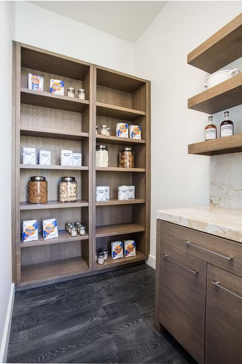 Small Corner Pantry Shelving Ideas