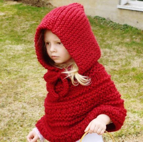 Связать кофту с капюшоном спицами   ♔ Knitting & Felting ...